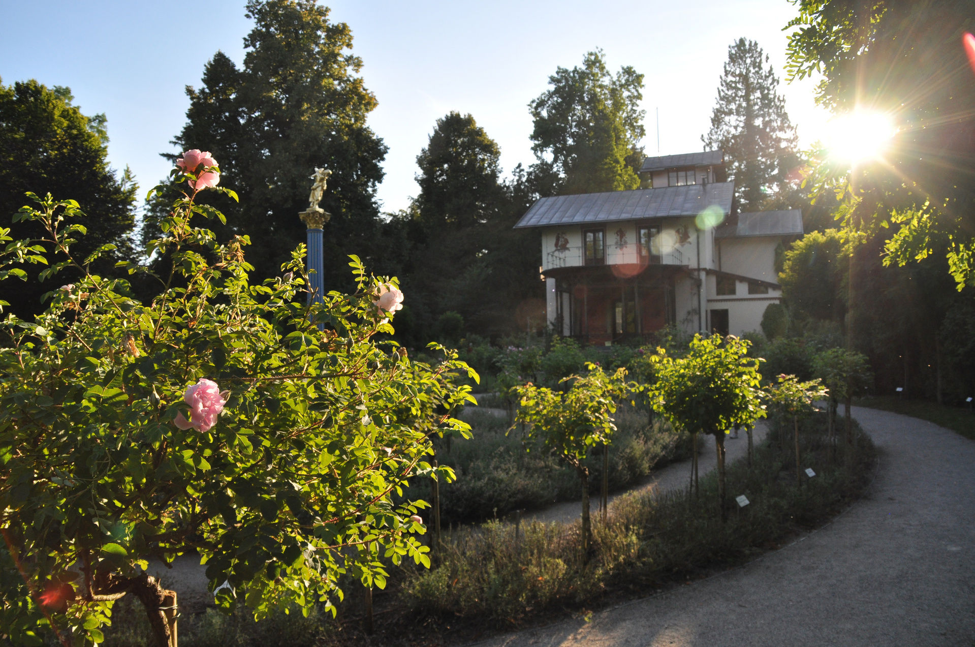 spaziergang rund ums buchheim museum